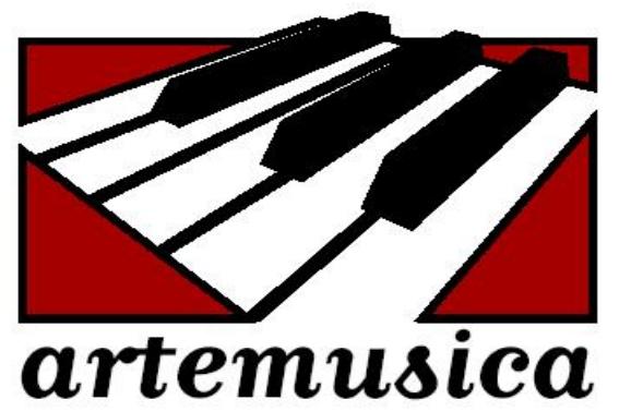 Logo artemusica tagliato bene
